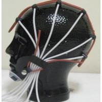 کلاه بند دار EEG بزرگسال (بدون الکترود و سیم)