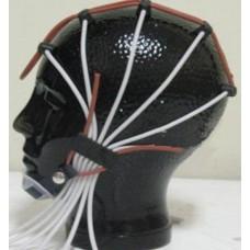 کلاه بند دار EEG اطفال (بدون الکترود و سیم)
